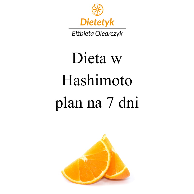 dieta w chorobie hashimoto pdf